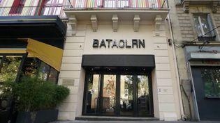 La salle de concert du Bataclan, à Paris. (France 3)
