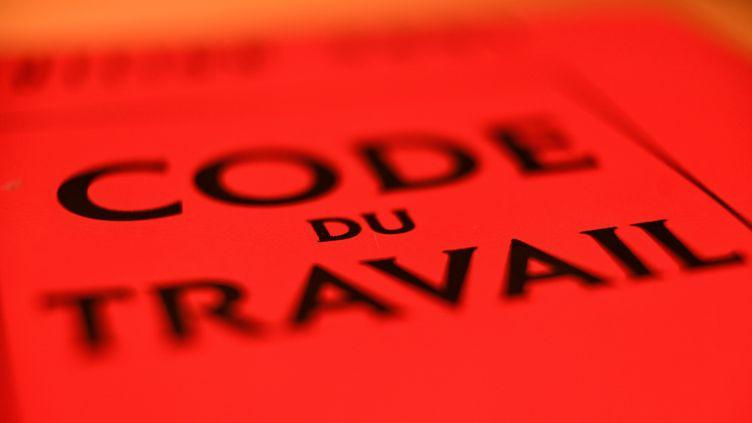 Code du Travail. (DENIS CHARLET / AFP)