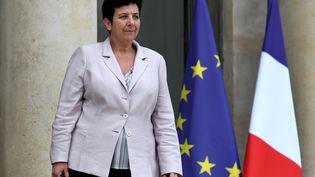 La ministre del'Enseignement supérieur,Frédérique Vidal, le 28 juillet 2017. (BERTRAND GUAY / AFP)