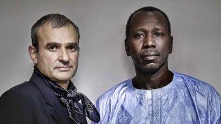 Vincent Ségal et Ballaké Sissoko  (Claude Gassian)