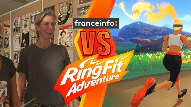 Franceinfo vs RingFit Adventure (FRANCEINFO)