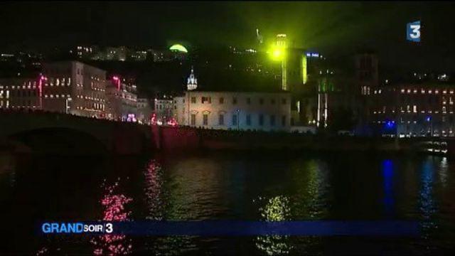 Lyon : la Fête des Lumières sous haute surveillance