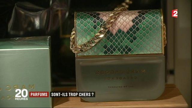 Parfums : sont-ils trop chers ?