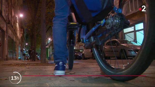 Vélo : nombre d'accidents en hausse