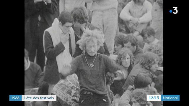 Série de l'été : 1968, l'été des festivals