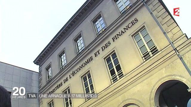 Fraude : les arnaques à la TVA s'élèveraient à 17 milliards d'euros