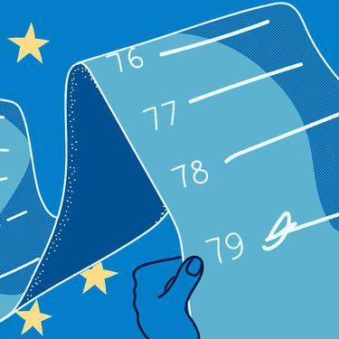Dix-sept candidats non éligiblesse livrent sur leur état d'esprità quelques semaines desélections européennes du 26 mai 2019. (AWA SANE / FRANCEINFO)