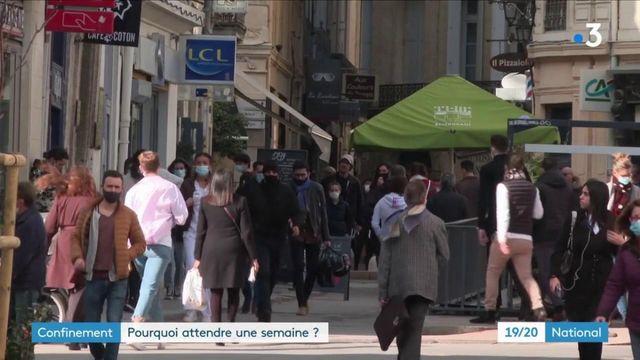 Covid-19 : des médecins préconisent d'autres reconfinements locaux, d'autres alertent sur la santé mentale des Français