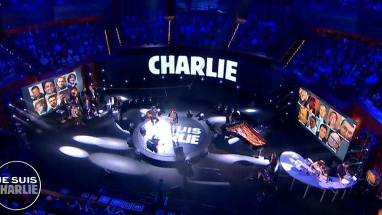 L'émission se déroulait en direct du grand auditorium de Radio France  (France Télévisions / Radio France )