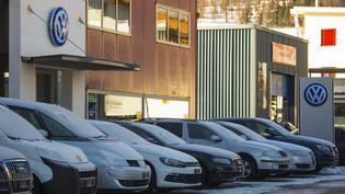 En France, le réseau Volkswagen emploient 15 000 personnes ( GETTY IMAGES )