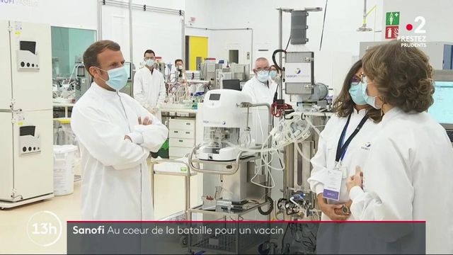 Coronavirus : la course au vaccin continue chez Sanofi