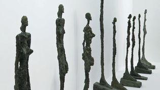 """Exposition """"Les Giacometti : une famille de créateurs"""" à la Fondation Maeght de Saint-Paul-de-Vence (France 3 Côte d'Azur)"""