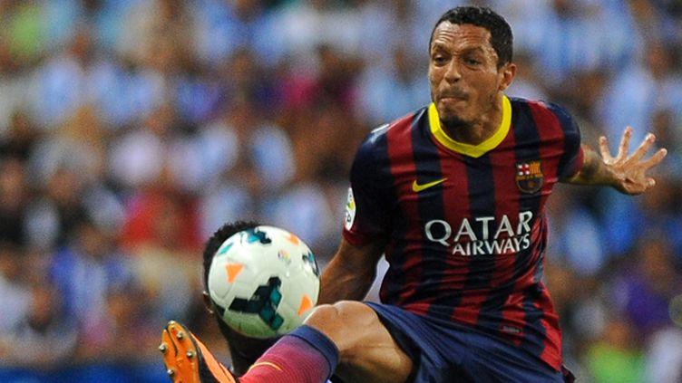 Alexis Sanchez en extension (JORGE GUERRERO / AFP)