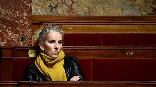 Delphine Batho, le 27 mars 2019, à Paris. (Martin BUREAU / AFP)
