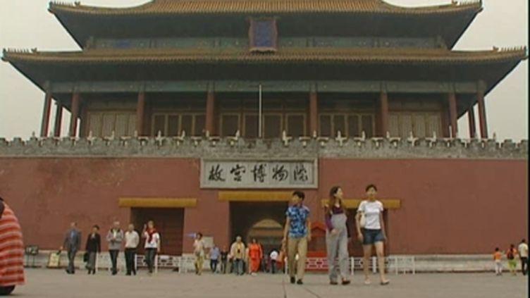La cité interdite à Pékin (Fr.3)