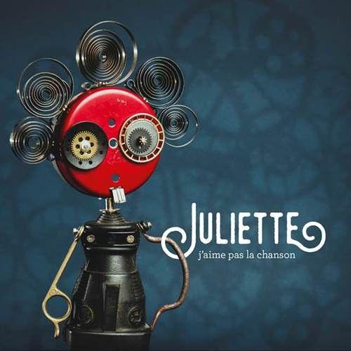 La jacquette du nouvel album de Juliette  (DR)