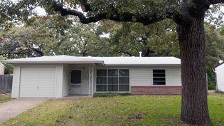 La maison de Michael et Ruth Paine à Irving (Texas)  (Rex C. Curry/AP/SIPA)