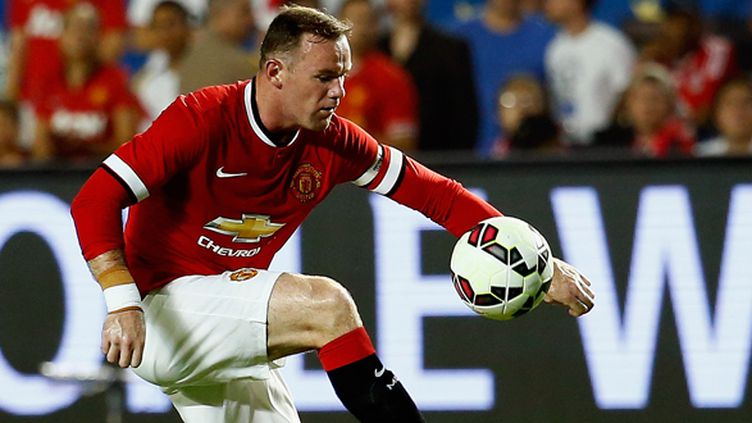 Wayne Rooney (Manchester United) (CHRIS TROTMAN / GETTY IMAGES NORTH AMERICA)