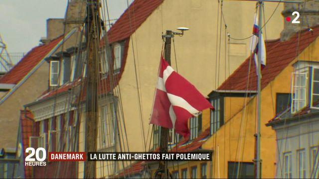 Danemark : la lutte anti-ghettos fait polémique