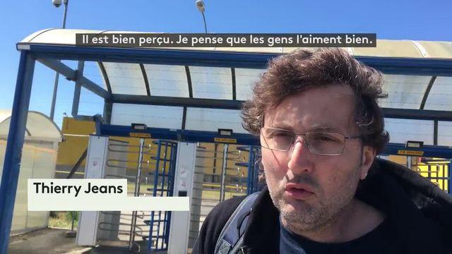 Philippe Poutou vu par ses collègues à l'usine