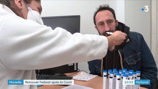 Covid-19 : retrouver l'odorat après avoir contracté la maladie