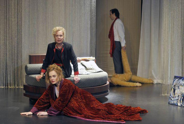 Geneviève Casile, Julie Judd et Stéphane Valensi  (Delalande/Sipa)