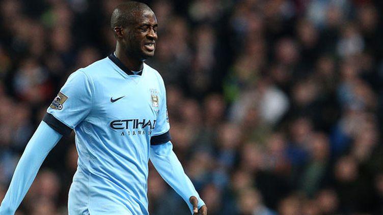 Le milieu ivoirien de Manchester City, Yaya Touré.