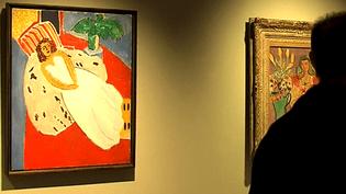 Matisse à la Fondation Pierre Gianadda  (France3/Culturebox)