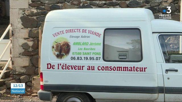 Ardèche : les consommateurs se tournent vers la culture paysanne