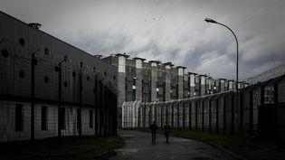 Fleury Mérogis est la plus grande prison d'Europe. (PHILIPPE LOPEZ / AFP)