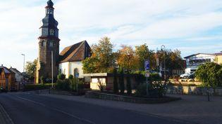 Kallstadt, le village des ancêtres de Donald Trump. (CYRIL SAUVAGEOT / RADIO FRANCE)