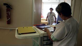 Selonla Coordination nationale Infirmière (CNI),la profession souffre aujourd'hui de conditions d'excercice de plus en plus pénibles (Photo d'illutration). (JULIO PELAEZ / MAXPPP)