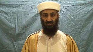 Vidéo du défunt leader d'Al-Qaïda, OussamaBen Laden, diffusée le 7 mai 2011 par le Pentagone. ( AFP )
