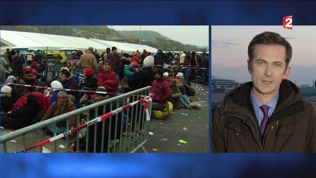 """Migrants : """"L'Autriche estime avoir fait sa part du travail"""""""