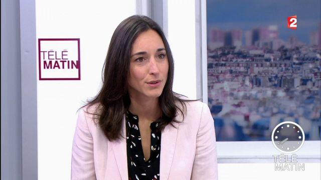 Les 4 Vérités - Brune Poirson assure la défense d'Emmanuel Macron