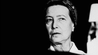 Simone de Beauvoir, 1967  (OZKOK/SIPA)