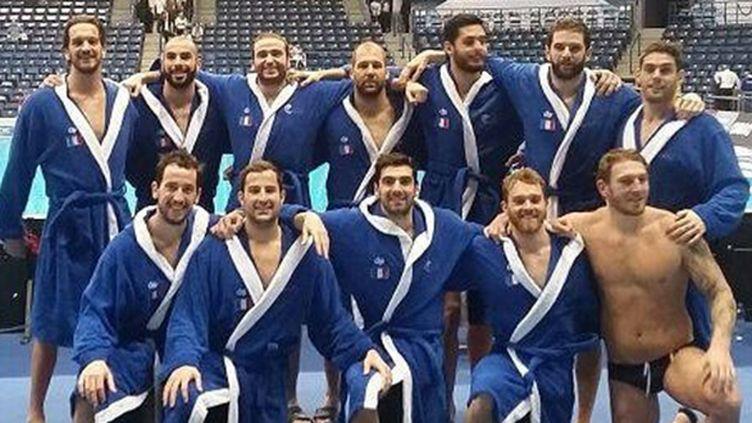 L'équipe de France de water-polo qualifiée pour le TQO