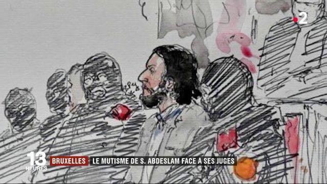 Justice : le mutisme de Salah Abdeslam face à ses juges
