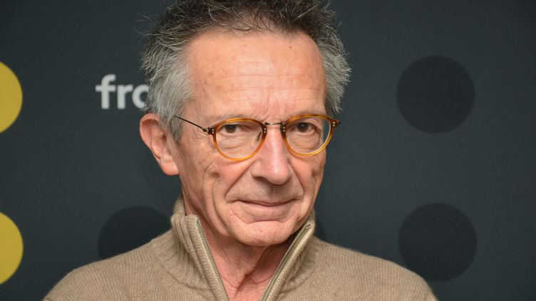Patrice Leconte était l'invité de Mise à jour de Guy Birenbaum, jeudi 4 janvier sur franceinfo. (RADIO FRANCE / JEAN-CHRISTOPHE BOURDILLAT)
