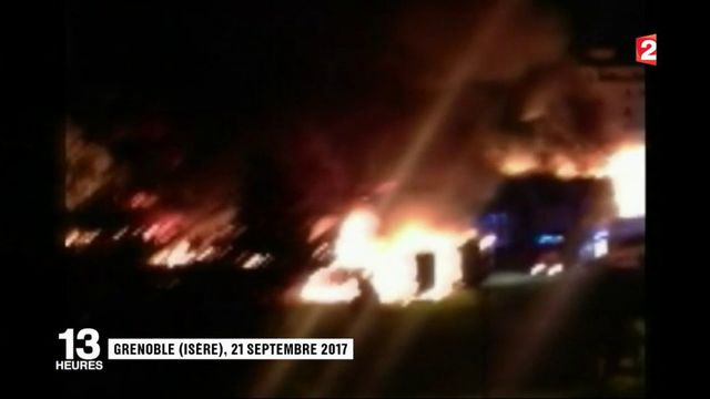 Isère : des gendarmes et leurs proches ciblés par un incendie