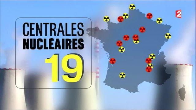 Loi Travail : les centrales nucléaires joignent la contestation