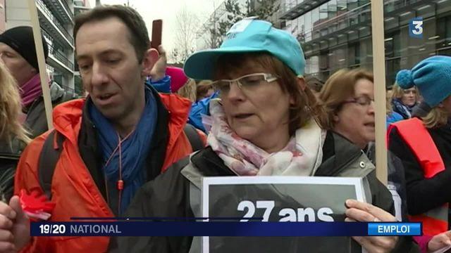 Les employés de Servier se mobilisent contre un plan de licenciement