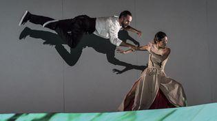 """""""Dystopian Dream"""", la nouvelle création chorégraphique du duo Wang-Ramirez présentée à l'Espace Pierre Cardin à Paris  (Johan Person)"""