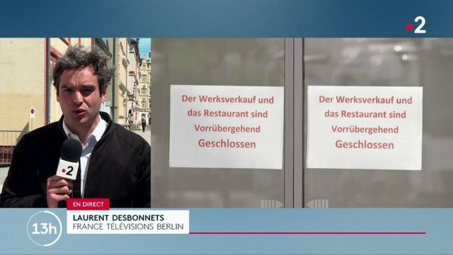 Coronavirus: l'Allemagne reconfine plus de 300 000 personnes