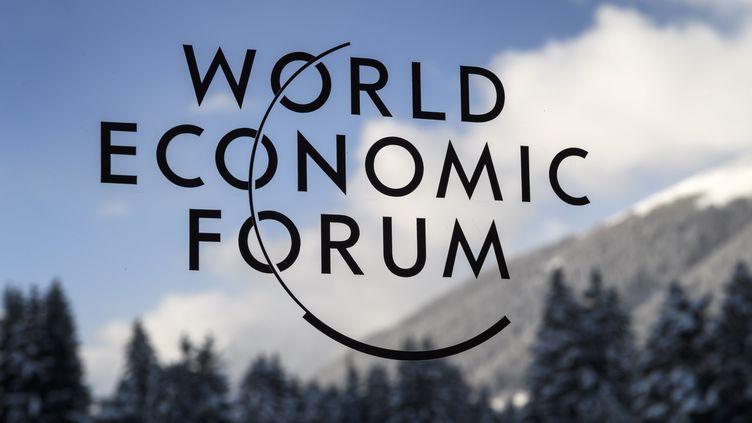Le Forum économique mondial s'est tenu àDavos (Suisse), du 17 au 20 janvier 2017. (FABRICE COFFRINI / AFP)