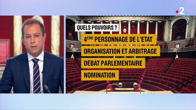 Assemblée nationale : quels pouvoirs détient son président ?