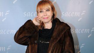 La chanteuse française Rose Laurens, le 29 novembre 2010 (MIGUEL MEDINA / AFP)