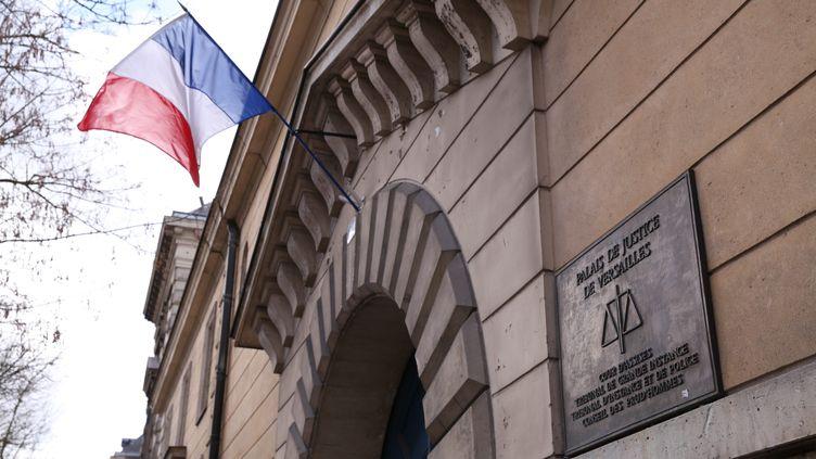 Le palais de justice de Versailles (photo d'illustration) (MAXPPP)