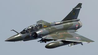 Un Mirage 2000 de l'armée française, le 30 mars 2011. (GERARD JULIEN / AFP)