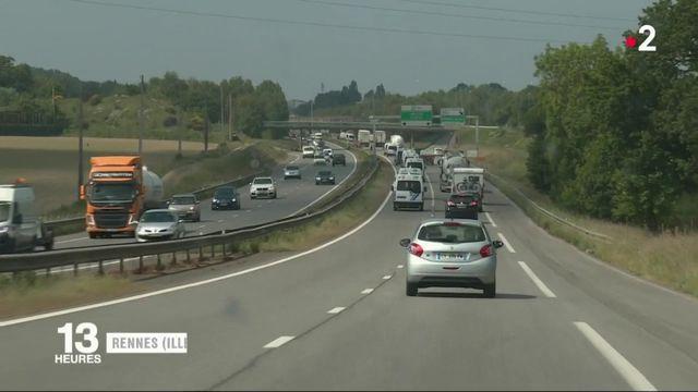 Rocades : une baisse de la vitesse inefficace à Rennes
